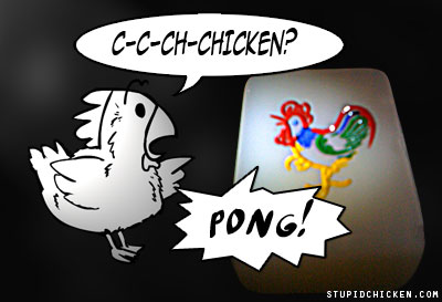 Chicken vs. Mahjong