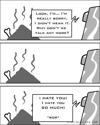 Emo Rodentator Is Emo