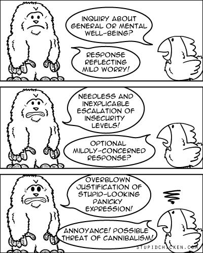The Definitive Sasquatch Comic